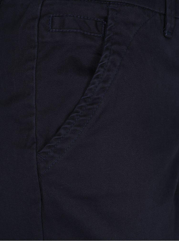 Tmavě modré chino kalhoty ONLY Hailey