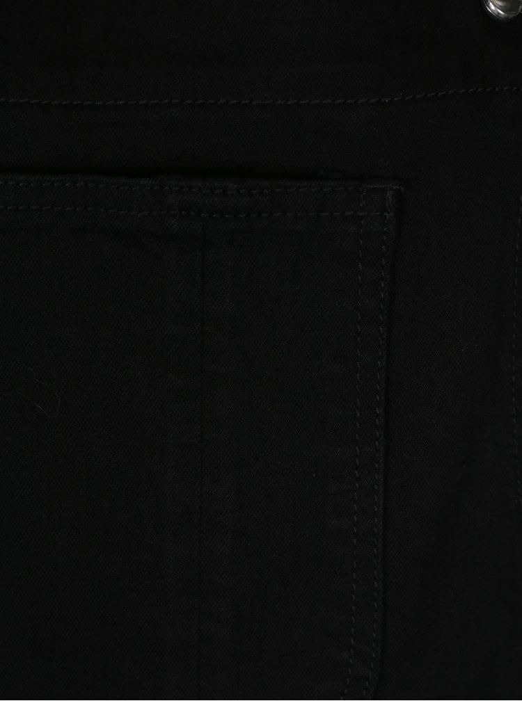 Černé džínové lacláče ONLY Kim Witty