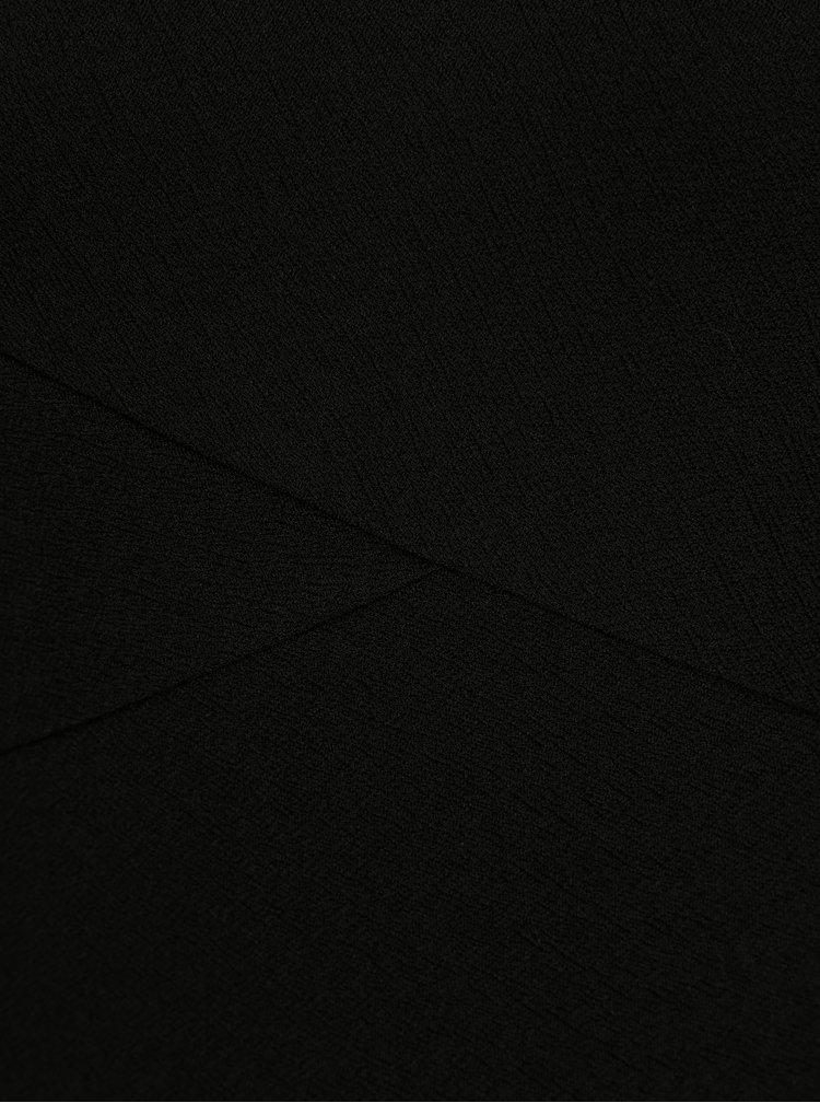 Černý basic top Jacqueline de Yong Akili