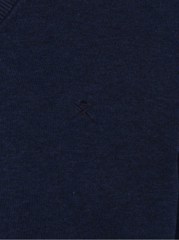 Pulover bleumarin - Hackett London