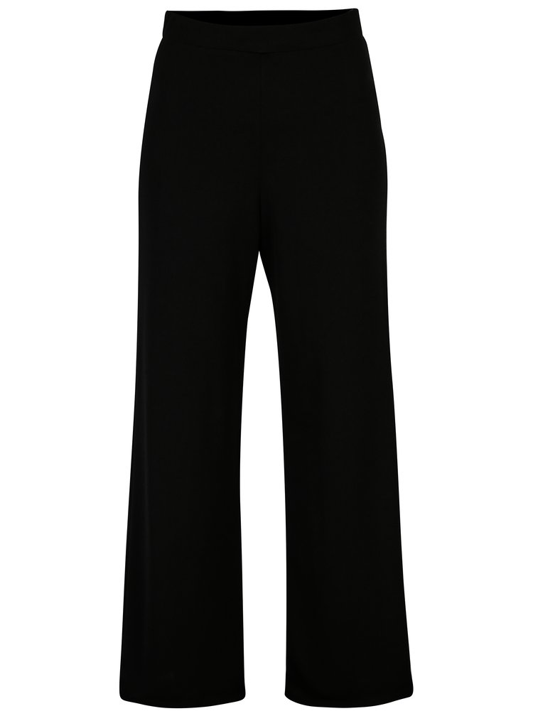 Černé kalhoty Miss Selfridge