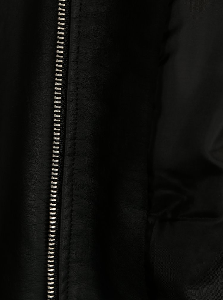 Jacheta neagra cu buzunare - Jacqueline de Yong Dream