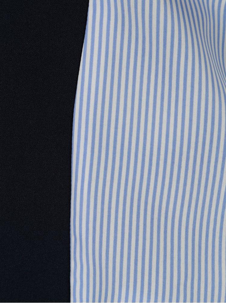 Tmavě modré sako s 3/4 rukávem ONLY Diana