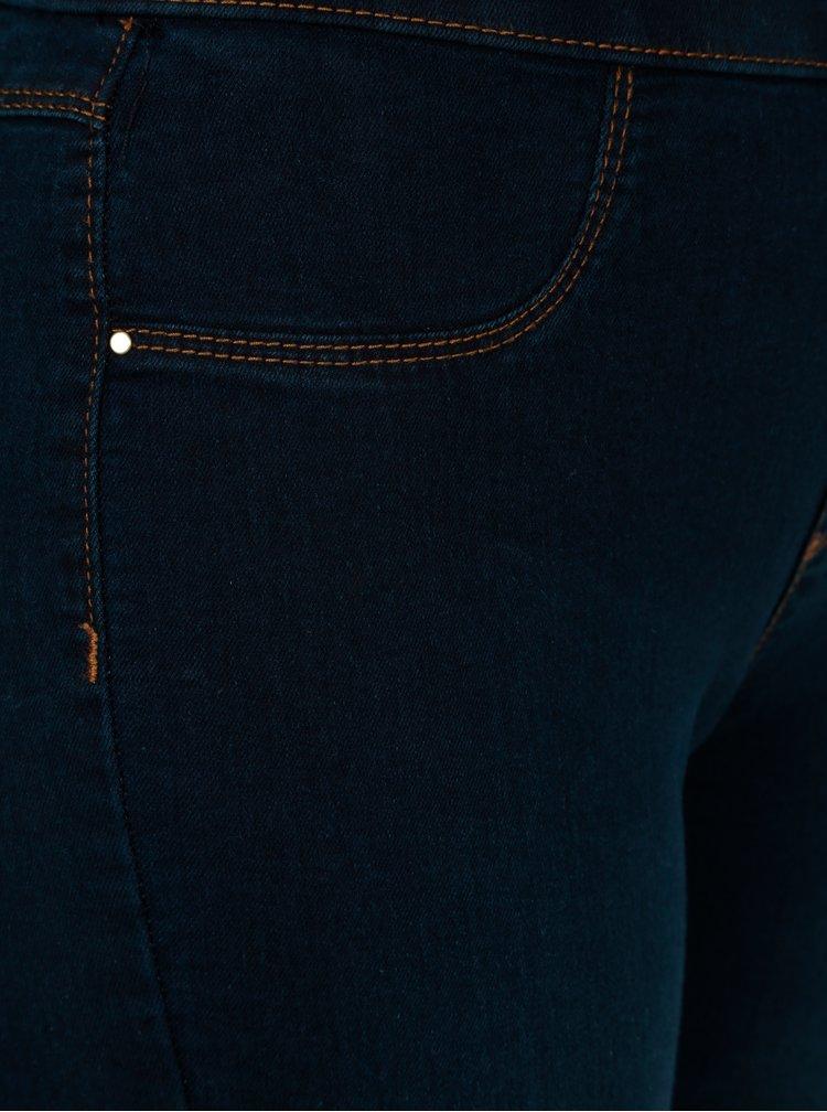Tmavě modré ultra soft jeggings Dorothy Perkins