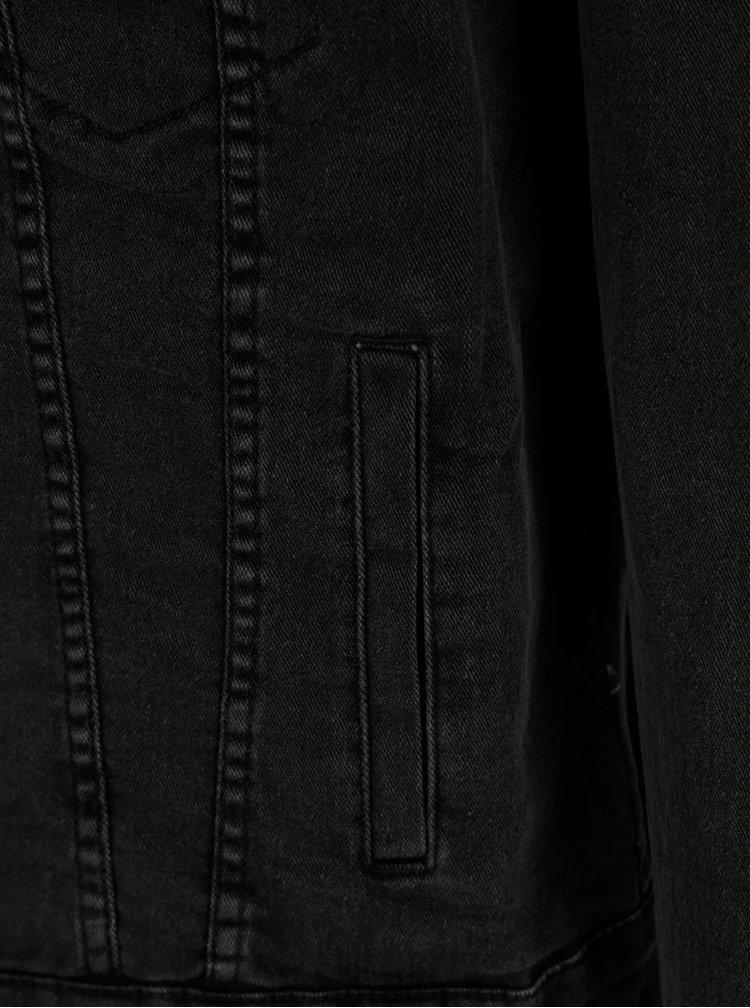 Jacheta gri inchis din denim - ONLY & SONS Coin