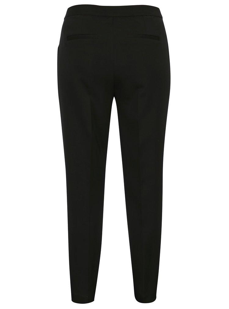 Černé formální kalhoty VERO MODA Castel
