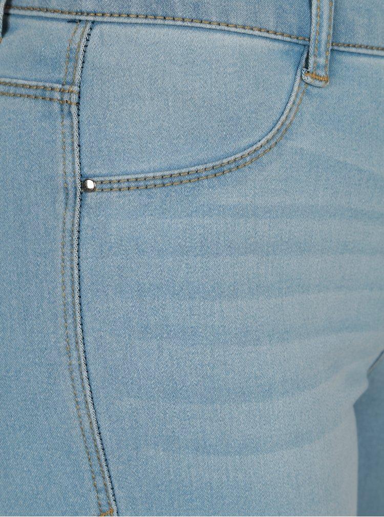 Blugi bleu super skinny Dorothy Perkins Frankie