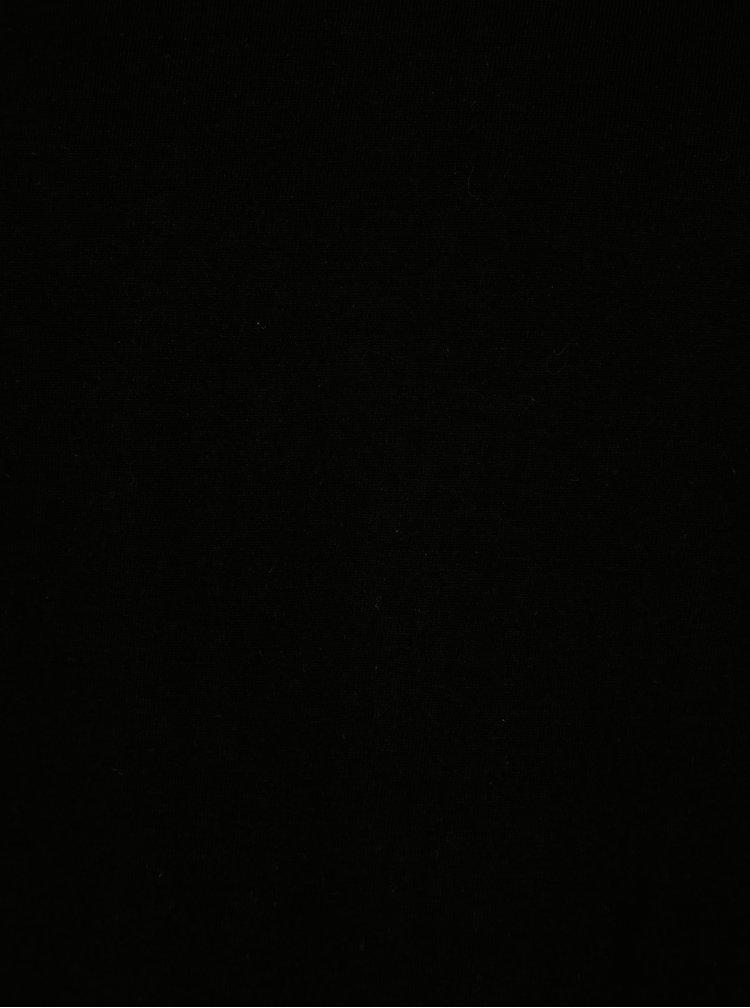 Černé klučičí basic tričko 5.10.15.