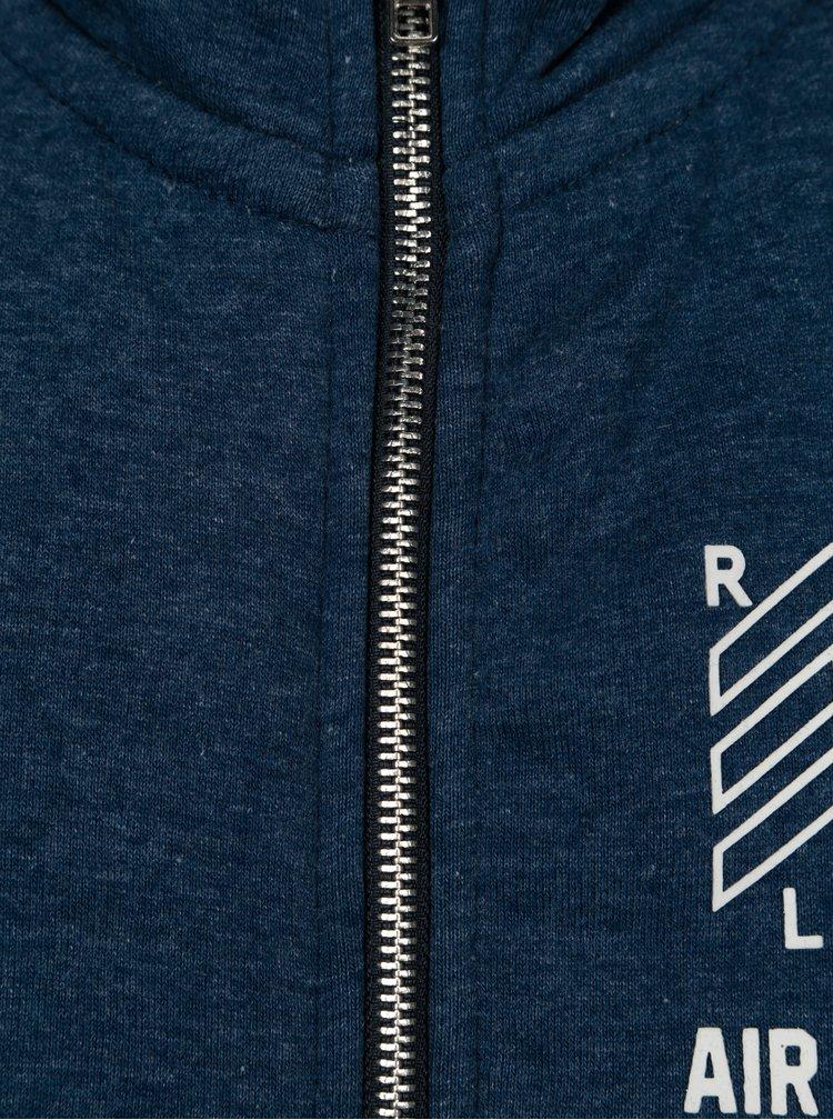 Tmavě modrá klučičí bunda s kapucí 5.10.15.