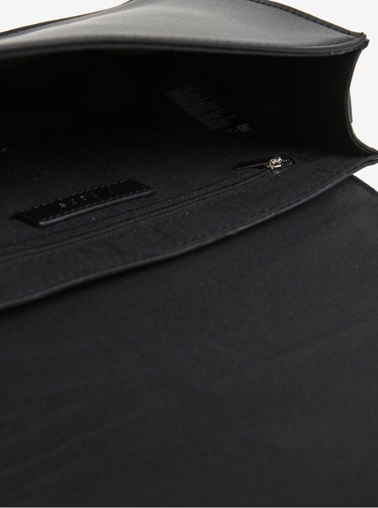Černá crossbody kabelka Pieces Iben