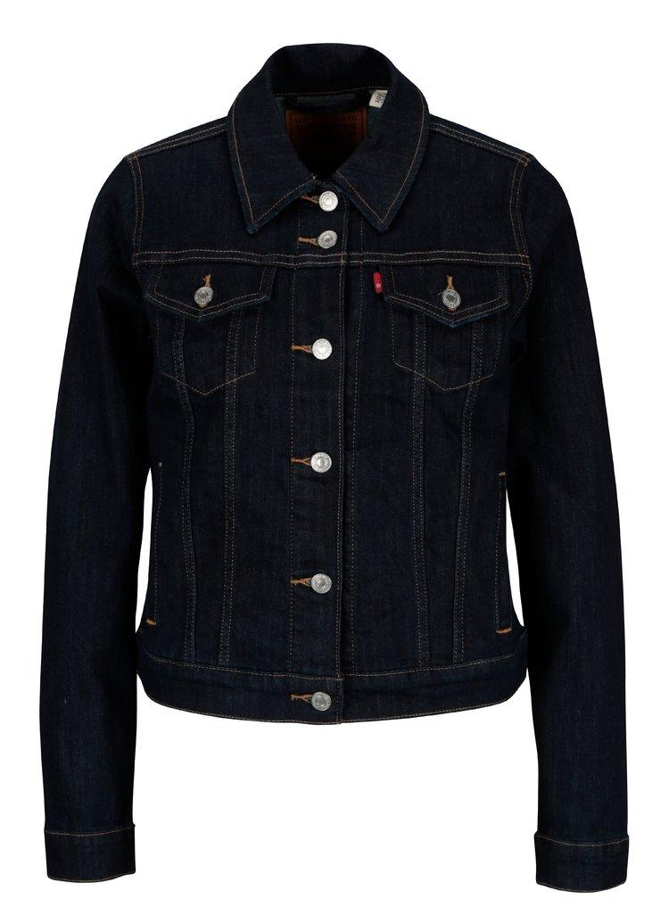 Jacheta bleumarin din denim pentru femei - Levi's®