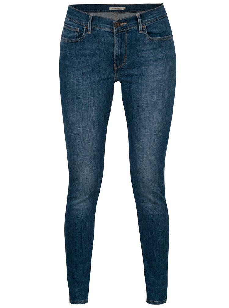 Světle modré dámské super skinny džíny Levi's®