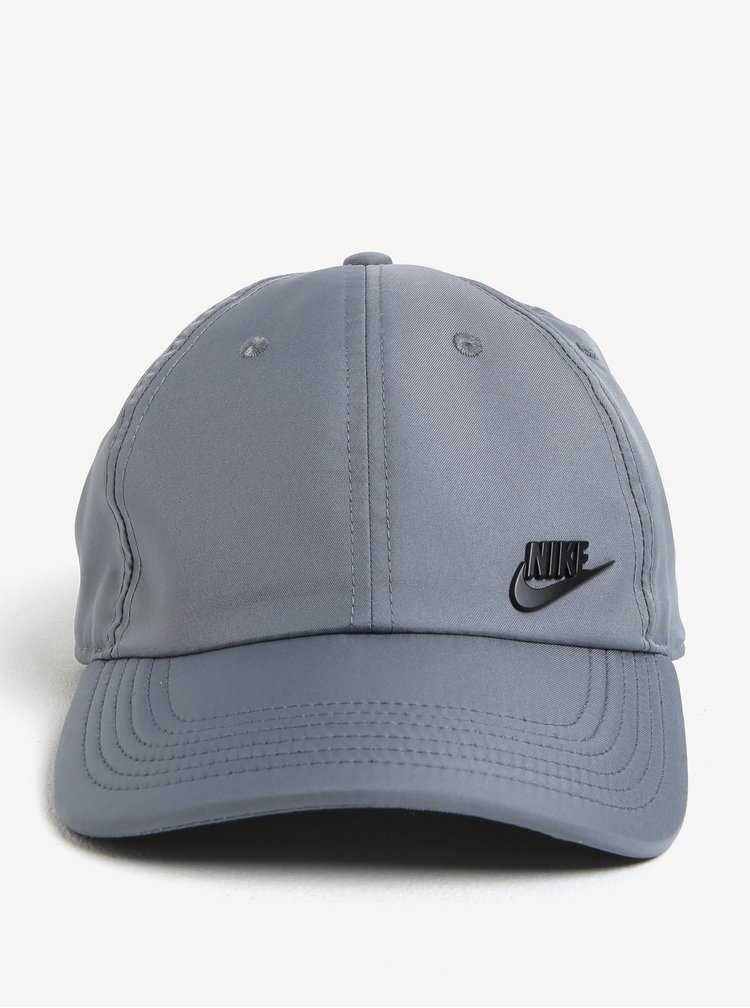 Šedá pánská funkční kšiltovka Nike