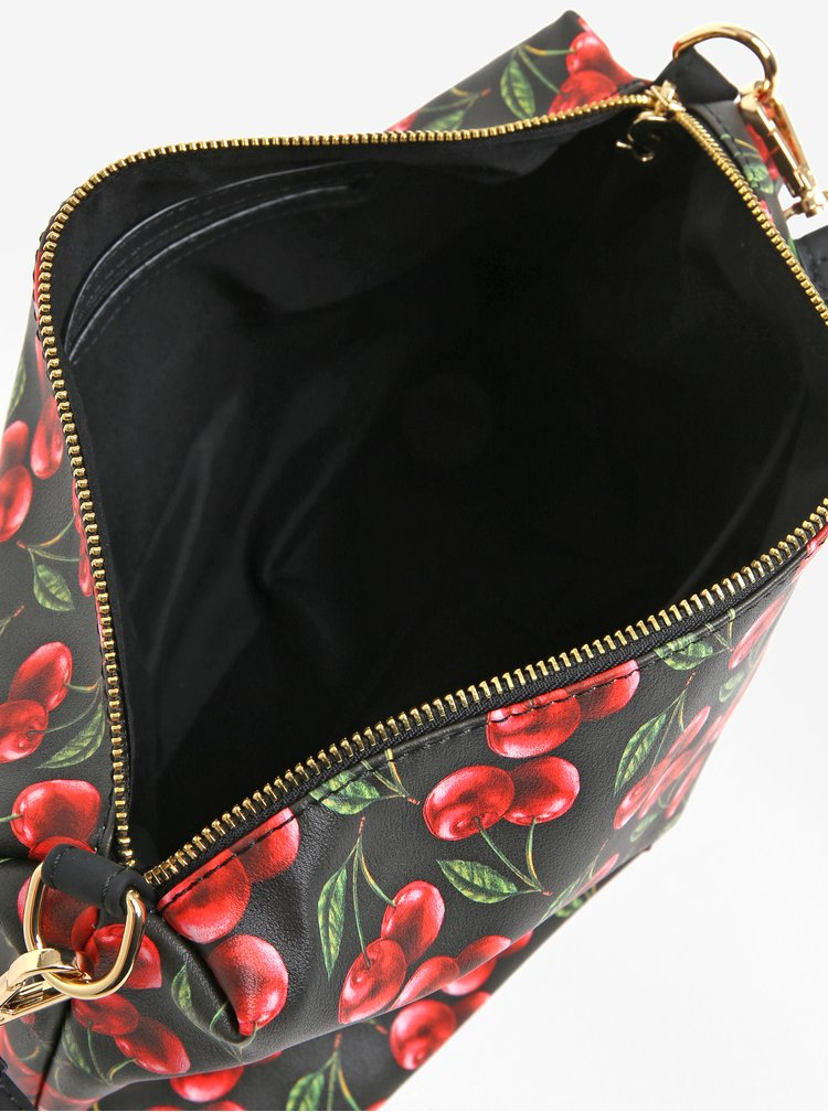 Geanta shopper multicolora reversibila cu geanta crossbody Desigual Capri