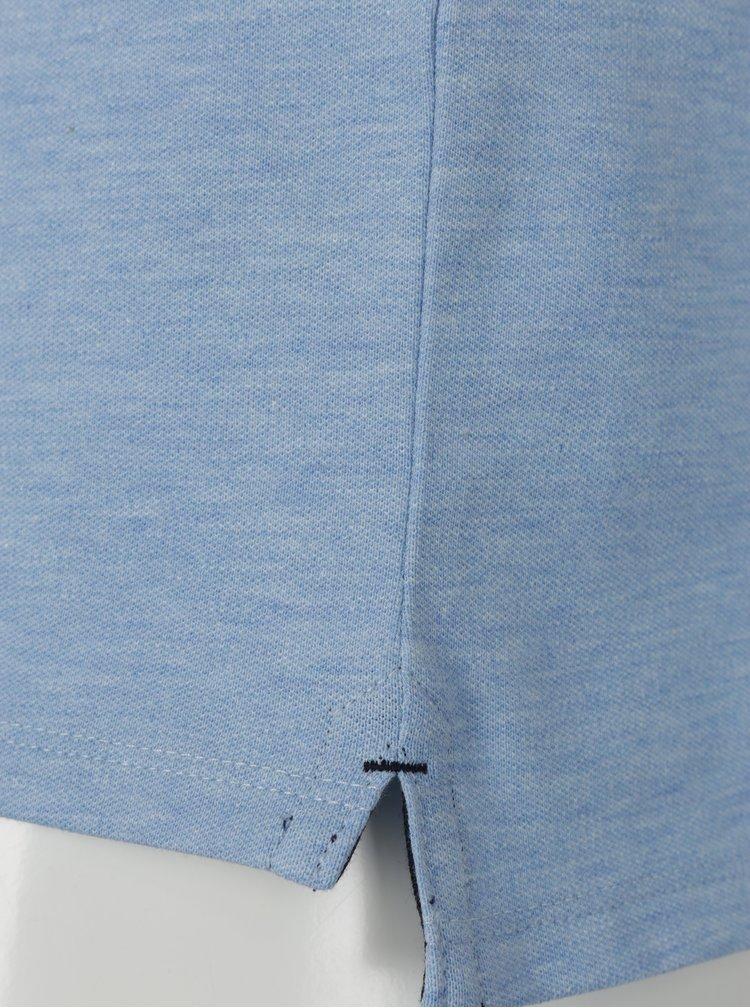 Tricou polo bleu - Selected Homme Haro