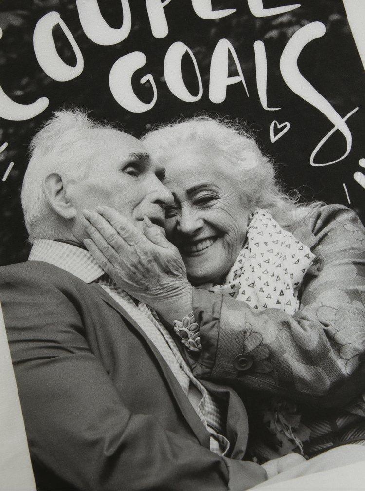 Sacosa textila de umar - ZOOT Original Couple goals