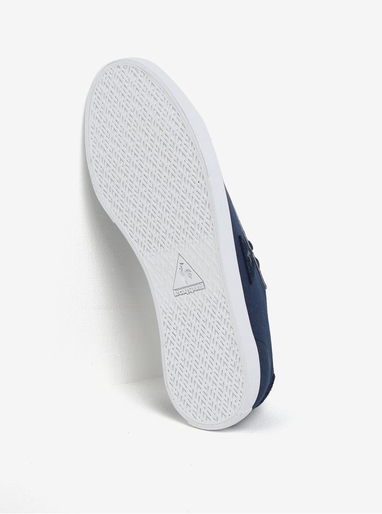 Modré pánské denimové tenisky Le Coq Sportif Feret