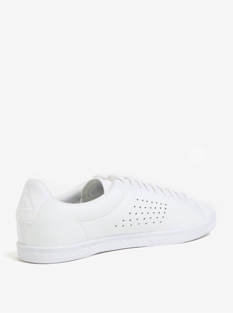 Bílé dámské kožené tenisky Le Coq Sportif Charline