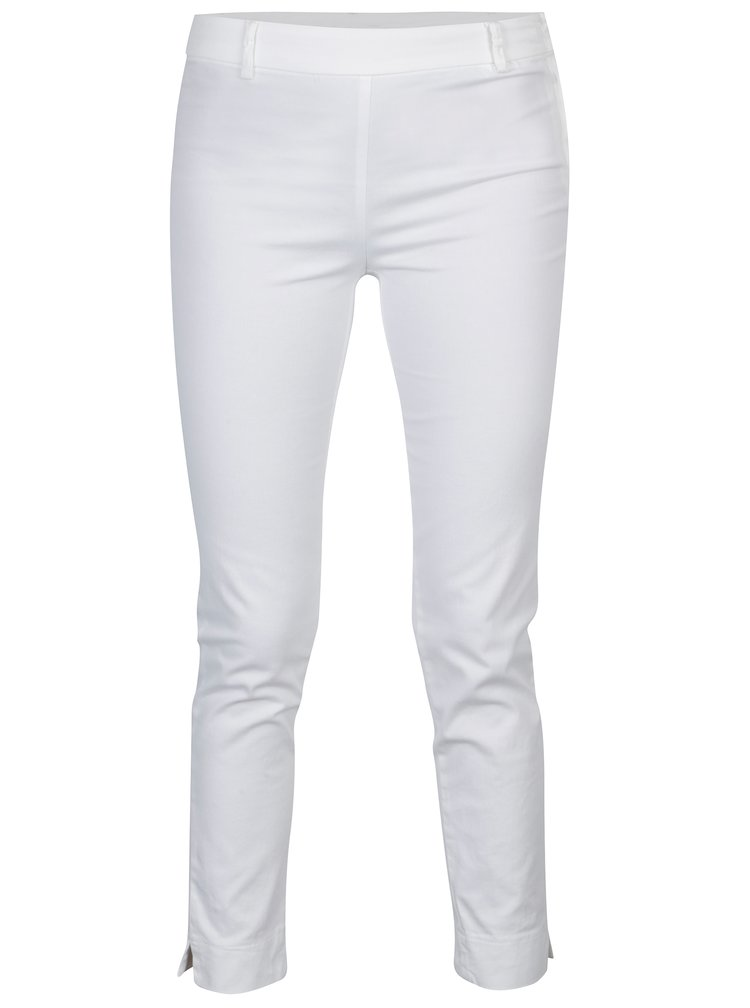 Bílé kalhoty Jacqueline de Yong
