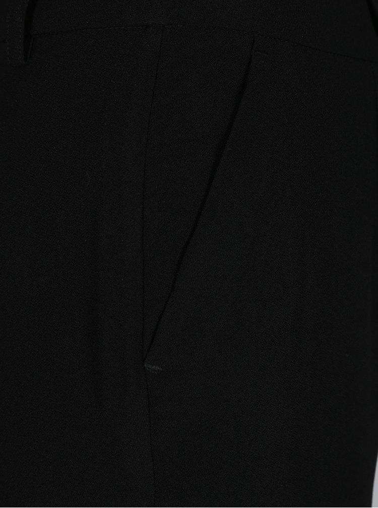 Pantaloni negri conici Blendshe Sully