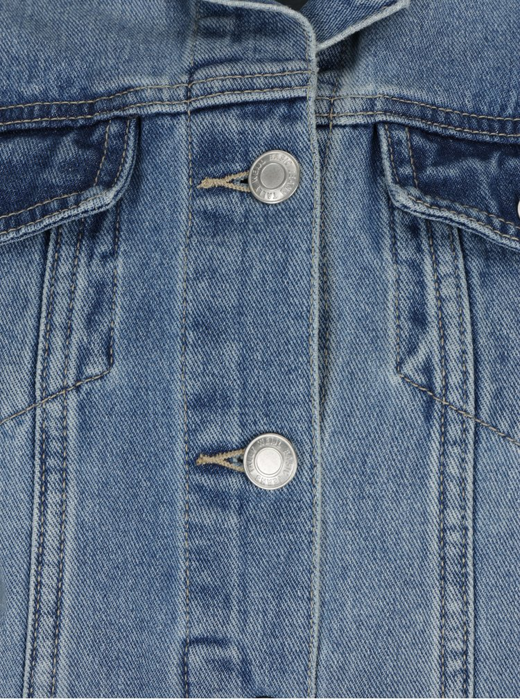Modrá džínová bunda TALLY WEiJL