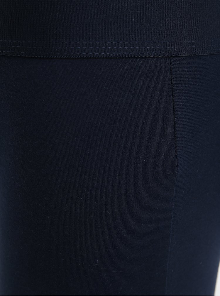 Sada tří vzorovaných boxerek v růžové a tmavě modré barvě Burton Menswear London