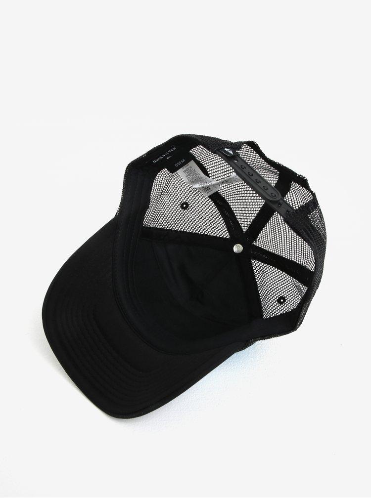 Modro-černá pánská kšiltovka Quiksilver