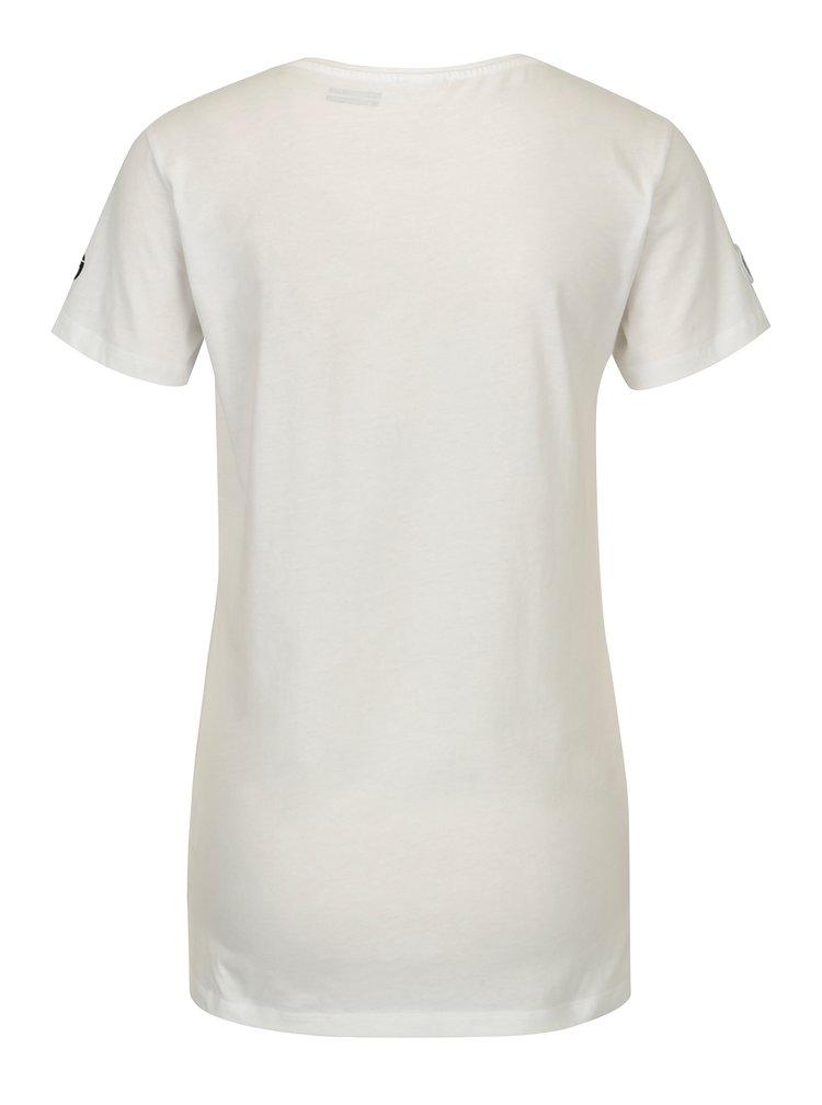 Bílé dámské tričko Sergio Tacchini Ondina