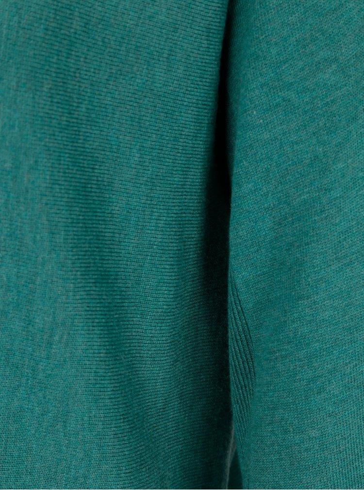 7241f7fdcf8 Petrolejový dámský lehký oversize svetr s.Oliver