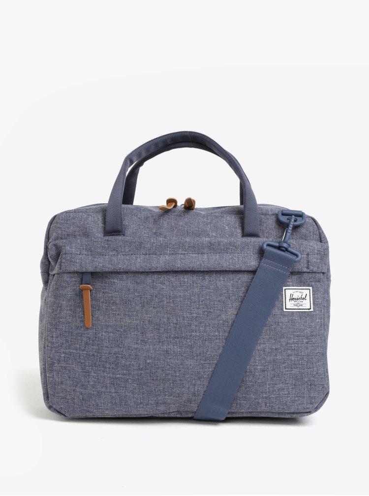 "Modrá taška na notebook Herschel Gibson 15 l 15"""