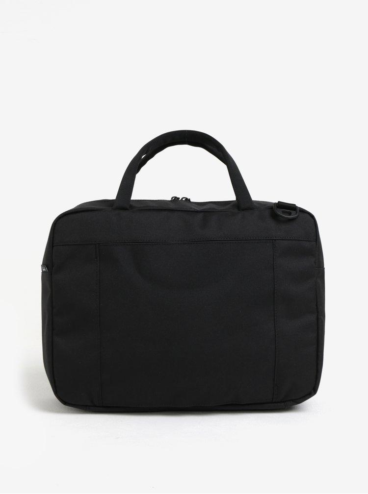"""Černá taška na notebook Herschel Gibson 15 l 15"""""""