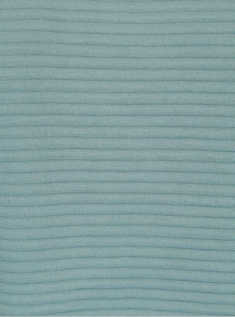Rochie sport bleu cu dungi Jacqueline de Yong Amara