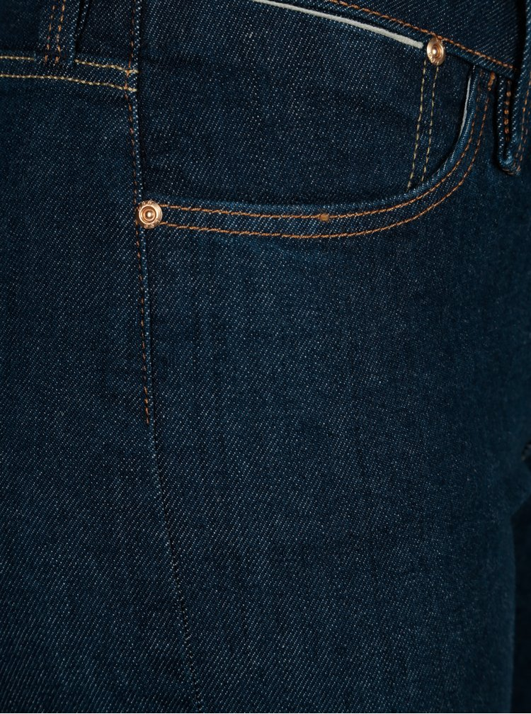 Blugi skinny albastri pentru femei - Lee Scarlett
