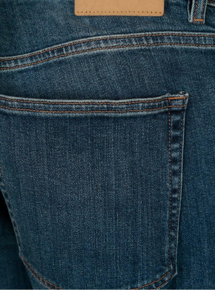 Modré pánské slim džíny GANT