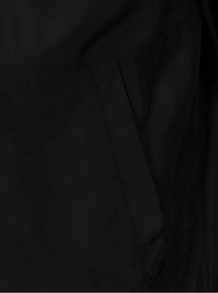 Černý pánský bomber Burton Menswear London