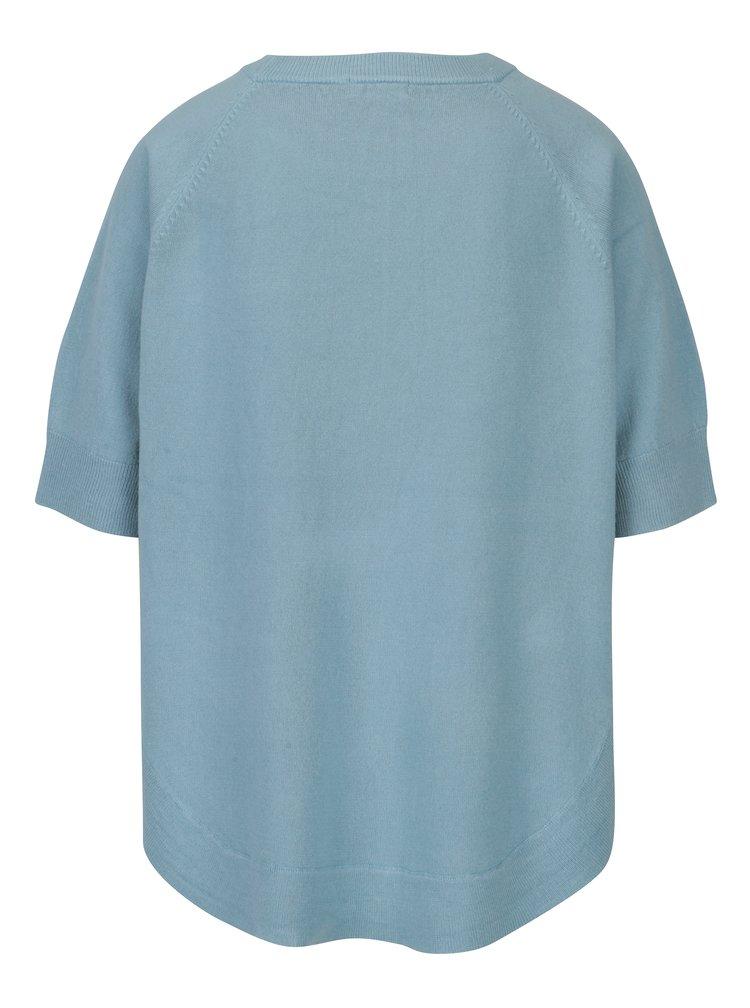 Modrý volný svetr Jacqueline de Yong Limbo