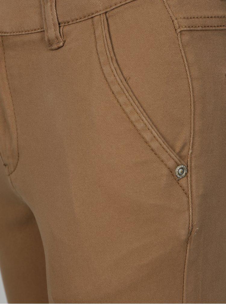 Hnědé klučičí slim džíny 5.10.15.