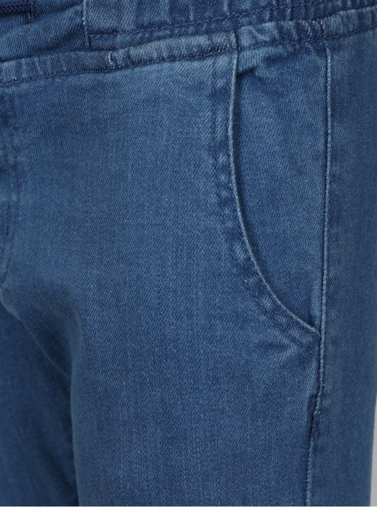Modré klučičí joggers džíny 5.10.15.