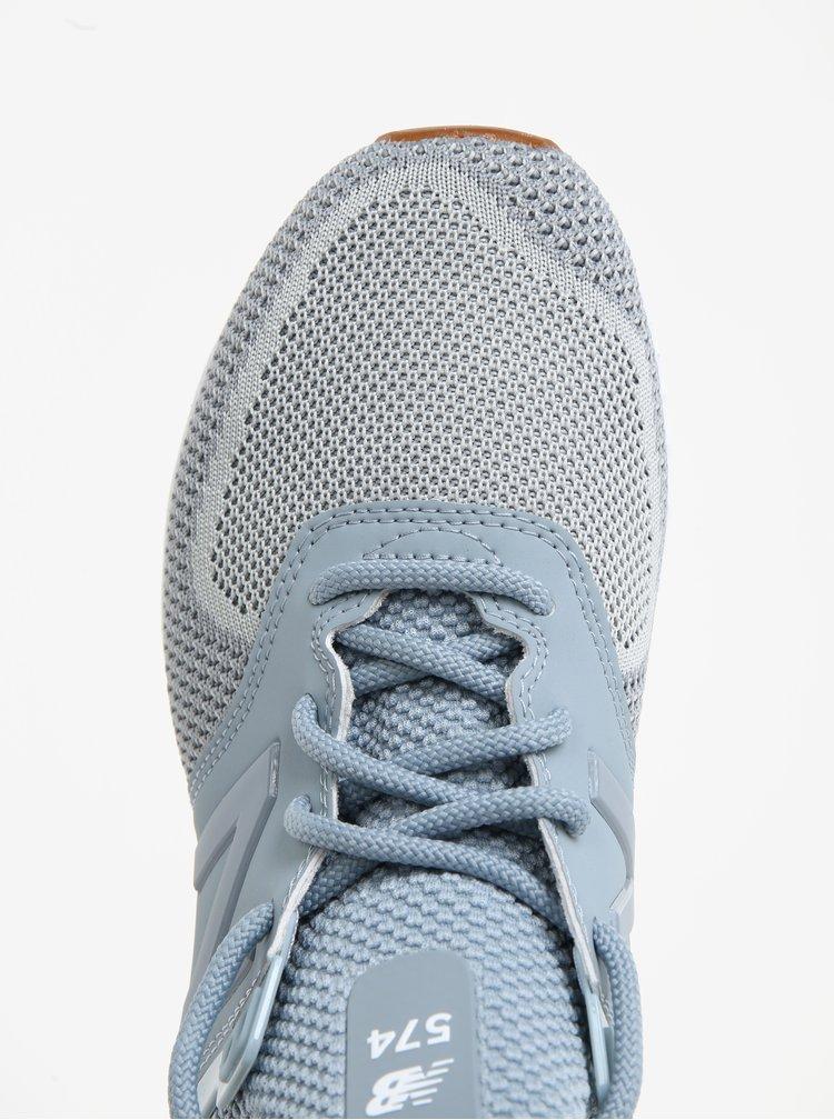 Světle modré dámské tenisky New Balance WS574