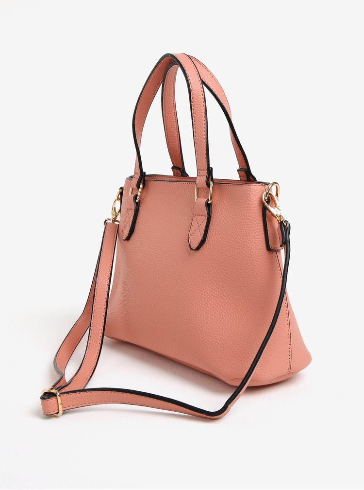 Světle růžová kabelka Dorothy Perkins
