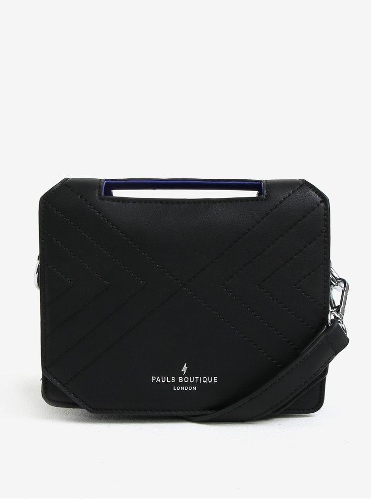 Modro-černá crossbody kabelka Paul´s Boutique Gillian