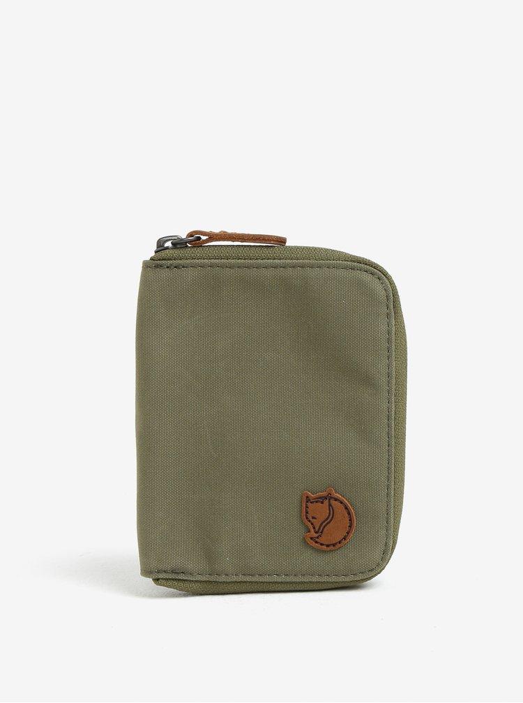Zelená peněženka Fjällräven