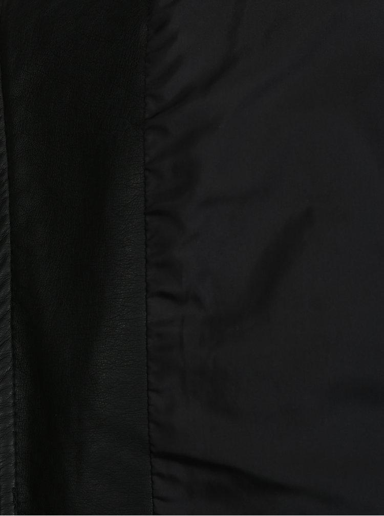 Jacheta neagra cu detalii aurii TALLY WEiJL