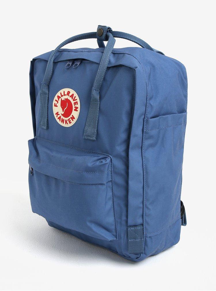 Modrý voděodolný batoh Fjällräven Kånken 16 l