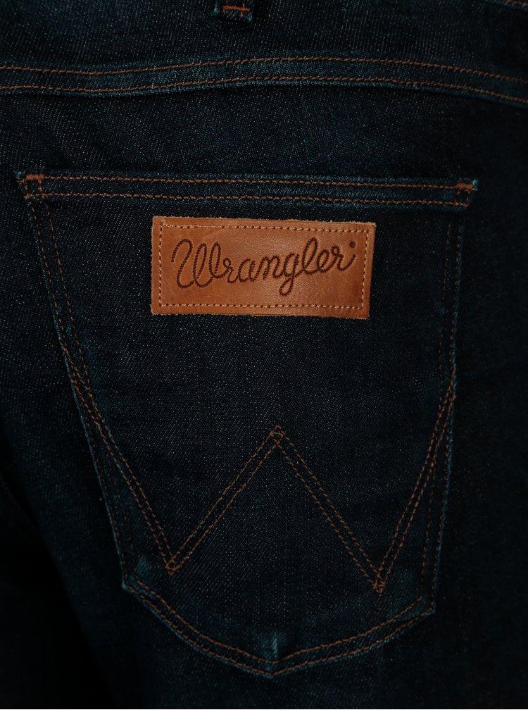 Blugi bleumarin regular fit pentru barbati - Wrangler Greensboro
