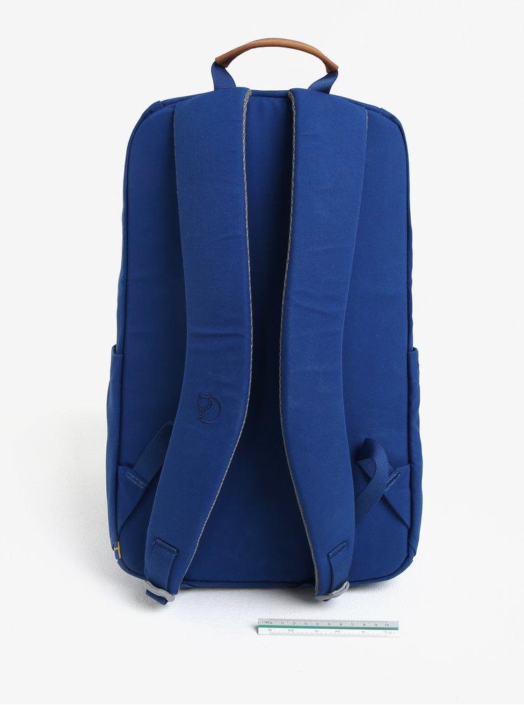Tmavě modrý voděodolný batoh Fjällräven Räven 20 l