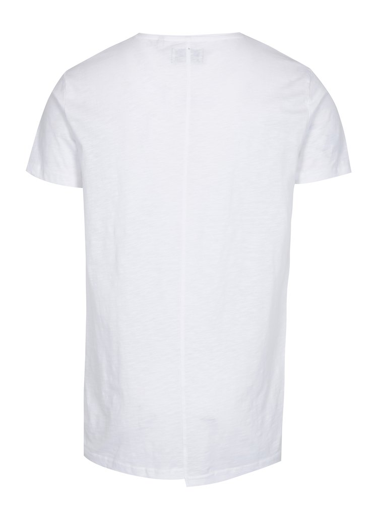 Biele tričko s krátkym rukávom Shine Original