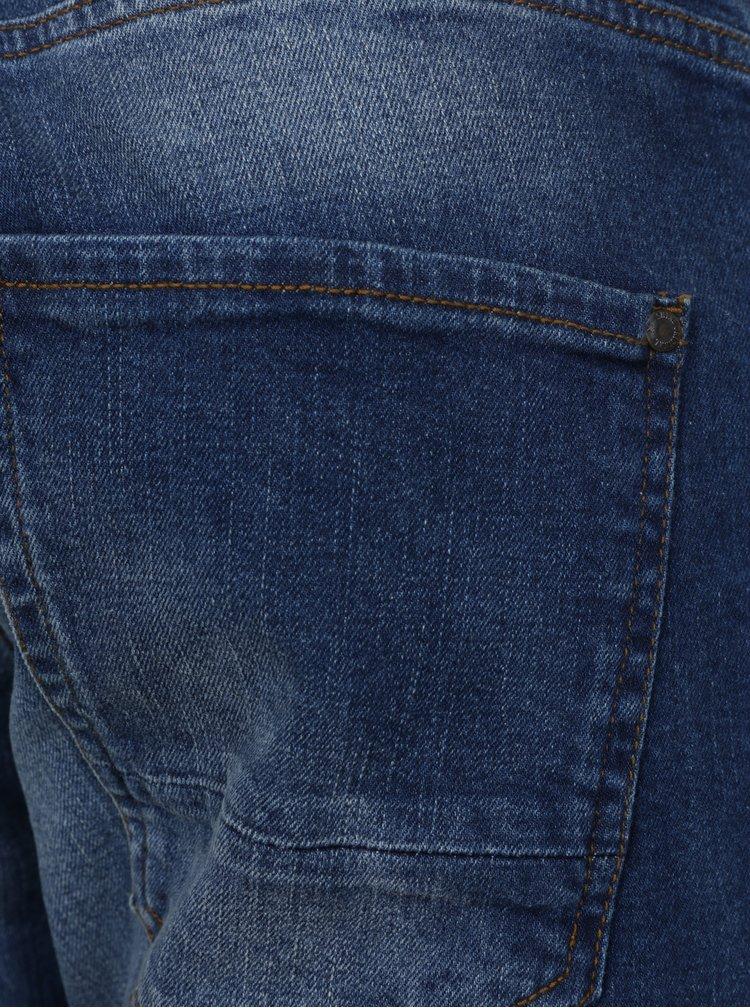 Modré džínové kraťasy Shine Original