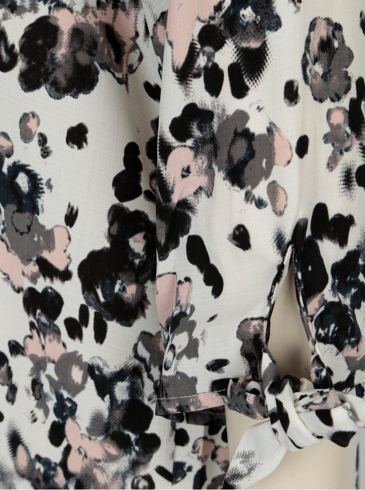 Rochie lejera cu print abstract Jacqueline de Yong Beyond