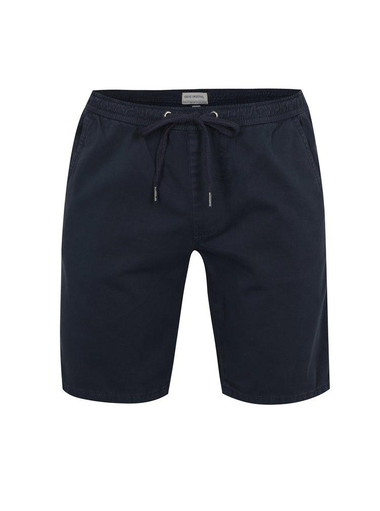 Pantaloni scurti bleumarin - Shine Original